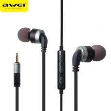 AWEI ES30TY INTELLIGENT MUSIC HEADSET ΓΚΡΙ