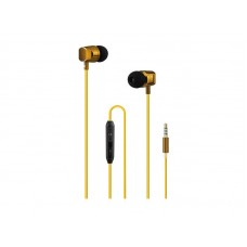 WESDAR R1 IN-EAR EARPHONES ΧΡΥΣΟ