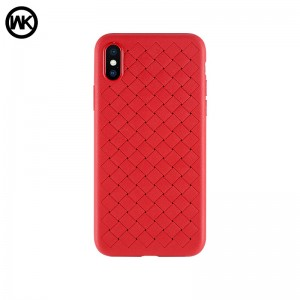 WK RAYKE-2 ΘΗΚΗ iPHONE 7/8 RED