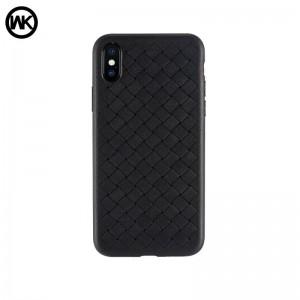 WK RAYKE-2 ΘΗΚΗ iPHONE 7P/8P BLACK