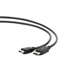 ΚΑΛΩΔΙΟ DISPLAYPORT TO HDMI 1.8m