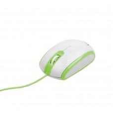 GEMBIRD ΠΟΝΤΙΚΙ USB ΛΕΥΚΟ-ΠΡΑΣΙΝΟ MUS105G