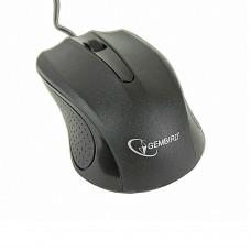 GEMBIRD ΠΟΝΤΙΚΙ USB ΜΑΥΡΟ MUS101.