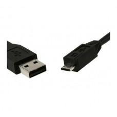 NG ΚΑΛΩΔΙΟ USB ΣΕ MICRO USB 1.8m CABLE, BLACK