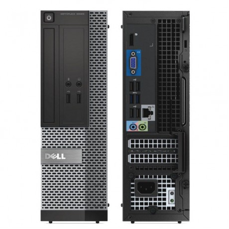 REFURBISHED DELL OPTIPLEX SFF 3020, i5 4570 ΣΤΑ 3.2GHz
