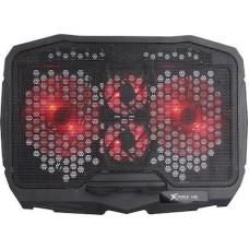XTRIKE ΒΑΣΗ ΨΥΞΗΣ FN-802 LED ΦΩΤΙΣΜΟ, 15inc