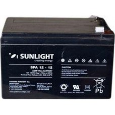 SUNLIGHT BATTERY 12V 12AH