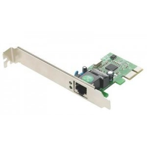 GEMBIRD GIGABIT ETHERNET PCI-EXPRESS CARD