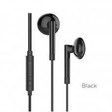 HOCO M53 EXQUISITE SOUND EARPHONE, BLACK
