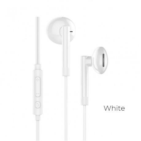 HOCO M53 EXQUISITE SOUND EARPHONE, WHITE