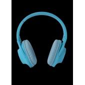 DELICATE-AMAZING DM0045 BLUETOOTH HEADPHONES, BLUE