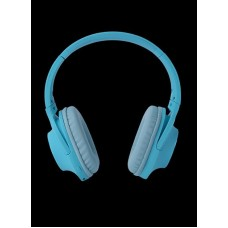 DELICATE-AMAZING DM0045 BLUETOOTH HEADPHONES, BLUE