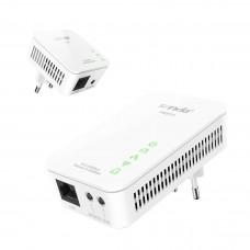 TENDA Wireless N300 Power Line PW201A & Extender P200
