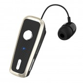 HOCO E38 BUSINESS BLUETOOTH EARPHONE, BLACK