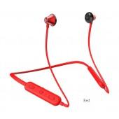 BOROFONE BE23 GRACEFUL SPORTS WIRELESS HEADSET RED