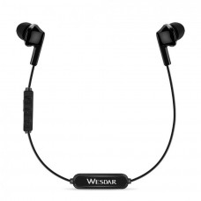 WESDAR R26 BLUETOOTH HEADPHONES, ΜΑΥΡΟ