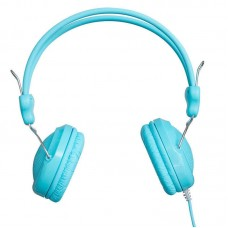 HOCO W5 MANNO HEADPHONE WITH MIC, BLUE