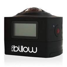 BILLOW WI-FI SPORT/ACTION CAMERA 360 DEGREES