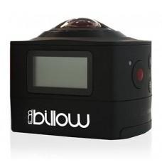 BILLOW WI-FI SPORT/ACTION CAMERA 360? (BLACK)