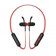 BOROFONE BE24 MAXRUN SPORTS WIRELESS EARPHONE RED