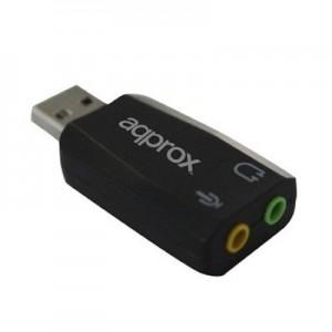 APPROX ΚΑΡΤΑ ΗΧΟΥ USB 5.1