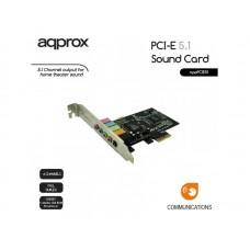 APPROX ΚΑΡΤΑ ΗΧΟΥ 5.1 PCI-E