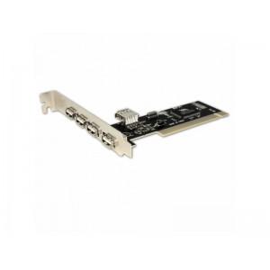 APPROX PCI ΚΑΡΤΑ 4-PORT USB 2.0