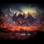 XTRIKE ME MP-002 MOUSE PAD 320 x 270 x 2